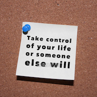 How to be in control of your day?